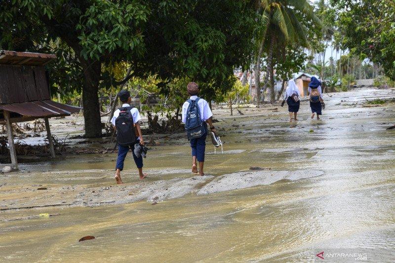 Dua orang warga Sigi dilaporkan meninggal karena banjir