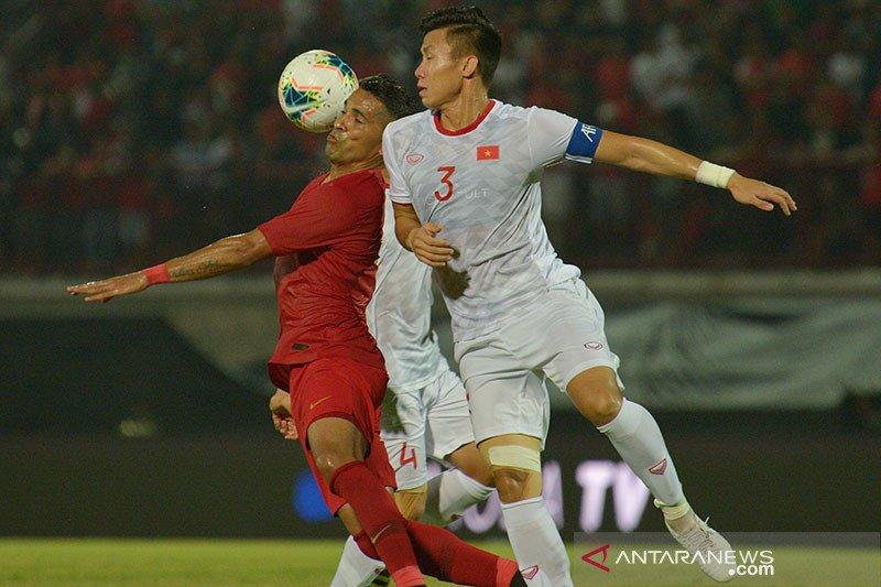 Vietnam tundukkan timnas Indonesia 3-1 di Bali