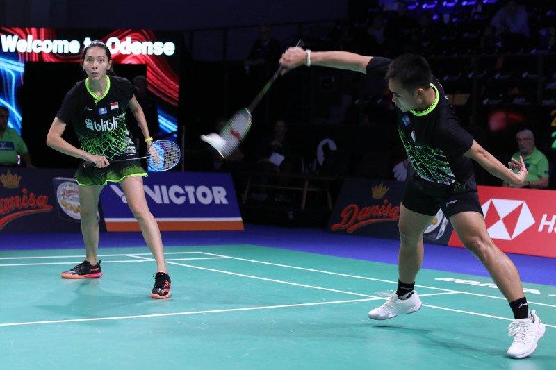 Ganda Hafiz/Gloria lolos ke perempat final Macau Open 2019