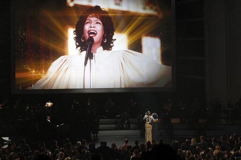 Whitney Houston masuk nominasi Rock Hall of Fame