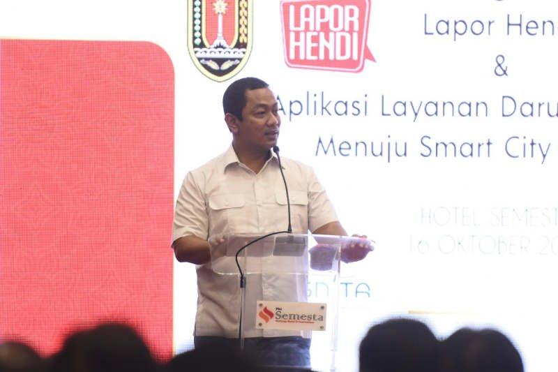 """""""Call Center 211"""" versi baru diluncurkan Pemkot Semarang"""