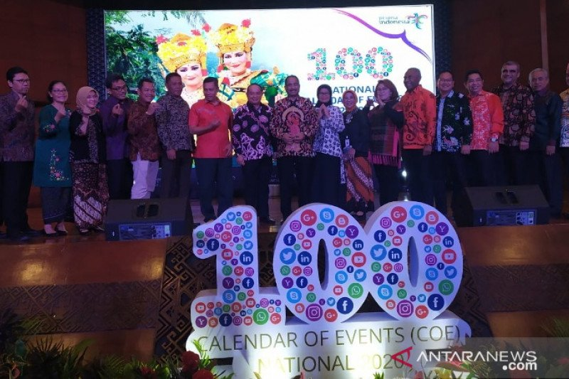 "Empat kegiatan pariwisata Babel lolos ""CoE Wonderful Indonesia"" 2020"