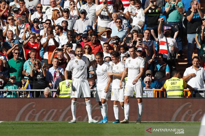 Klasemen Liga Spanyol, Real Madrid terpeleset