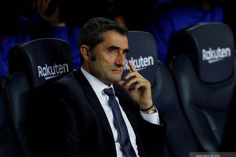 Ernesto Valverde minta El Clasico dilanjutkan