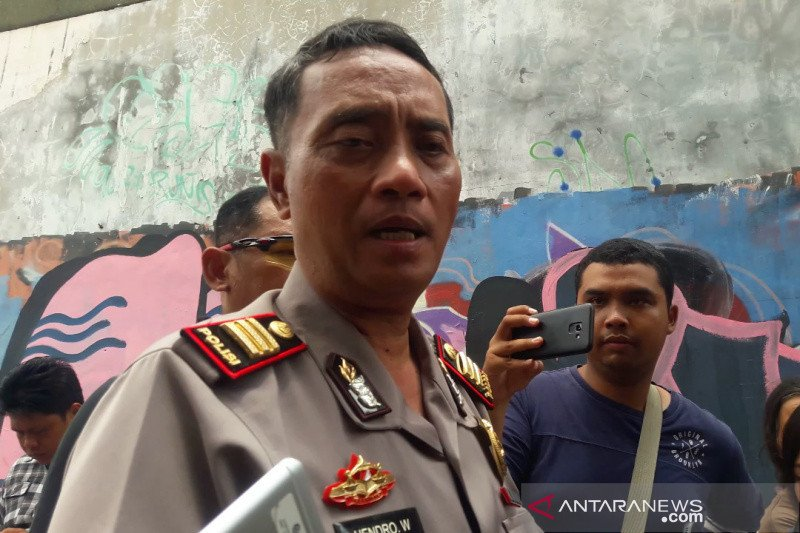 Polisi melacak pembuang 119 peluru aktif di Yogyakarta