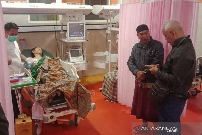 Polres Mataram menangkap dua pelaku pembacokan