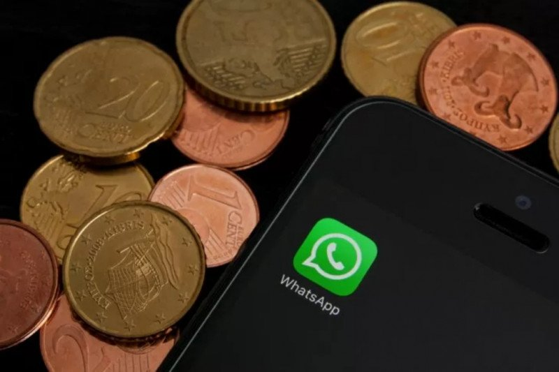 Uji coba WhatsApp Pay di Brazil