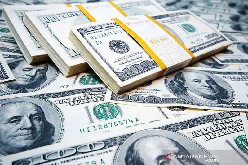 Kurs Dolar AS menguat di tengah penurunan sterling