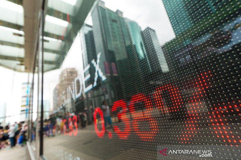 Saham Hong Kong  melemah, indeks HSI terpangkas 0,13 persen