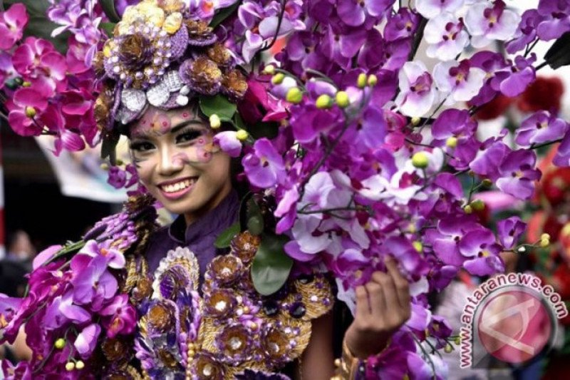 "Empat ikon pariwisata Sulut masuk  dalam ""100 National Calendar of Events"""