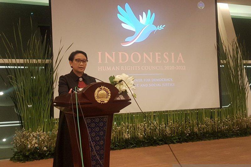 Indonesia berjuang untuk keadilan sosial, terpilih jadi anggota Dewan HAM,