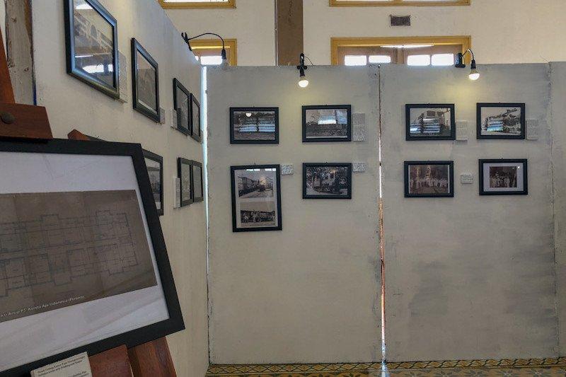 Puluhan arsip KAI dipamerkan di Sasana Hinggil Yogyakarta
