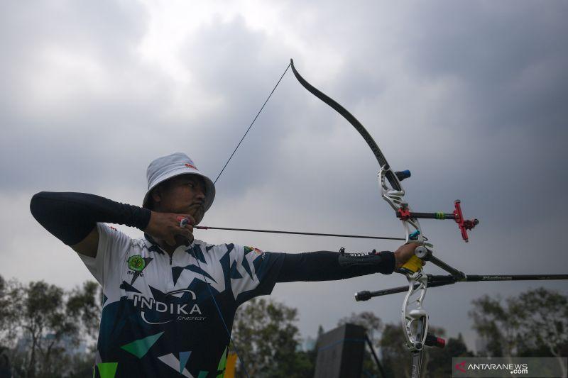 Profil Atlet Olimpiade: pemanah Ega Agatha Salsabila