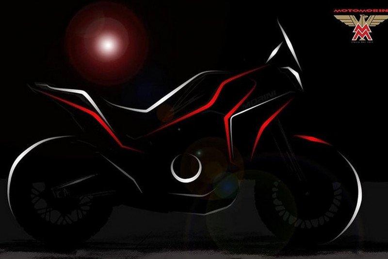 Tampilan motor petualang baru dari Moto Morini