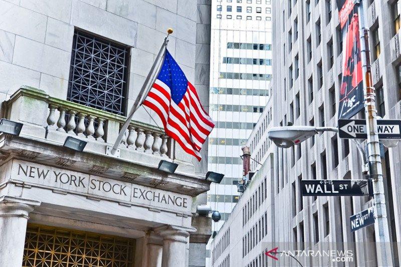 Wall Street reli, Dow melonjak 11 persen sejak 1933