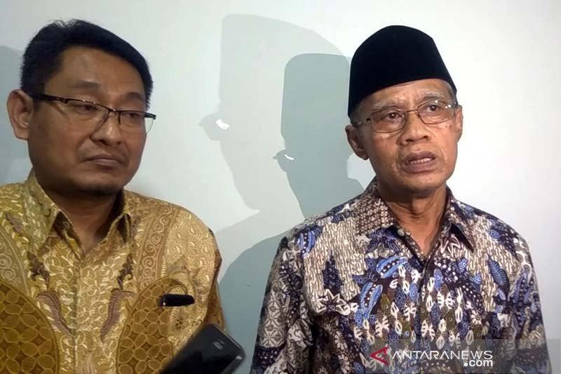 PP Muhammadiyah ucapkan selamat kepada Jokowi-Ma'ruf Amin