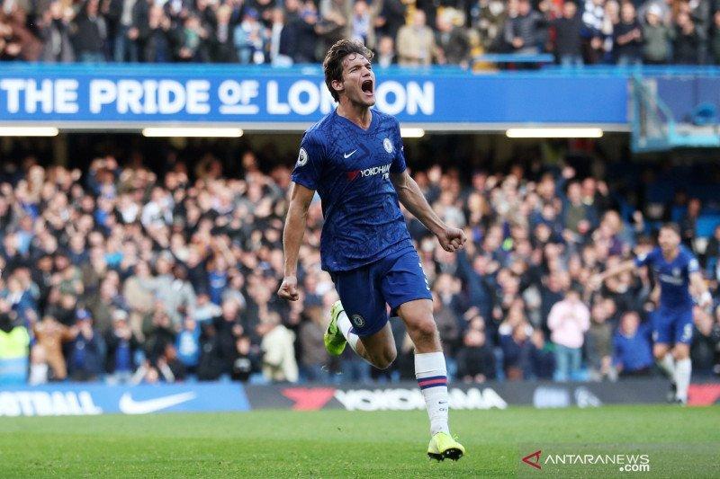 Gol semata wayang Alonso antarkan Chelsea kalahkan Newcastle