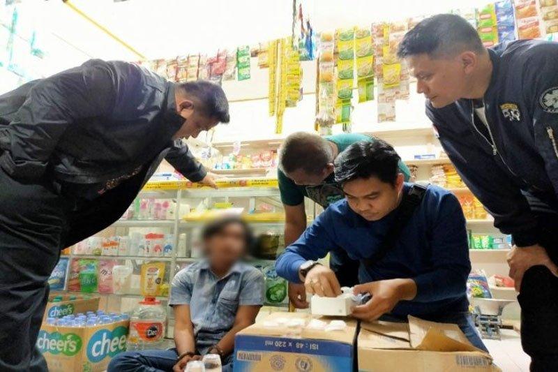 Hilangkan barang bukti, Warga Sampit buang 45 gram sabu ke kios