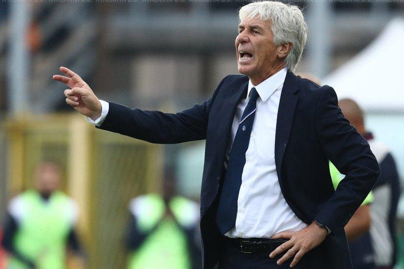 Gasperini minta Atalanta tenang saja lawan Valencia