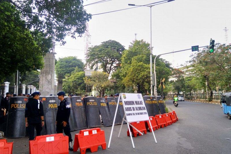 Petugas terapkan penjagaan berlapis amankan pelantikan presiden