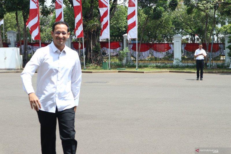 Pendiri Gojek juga dipanggil Presiden Jokowi