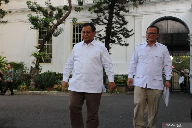 Prabowo akan jadi menteri di bidang pertahanan