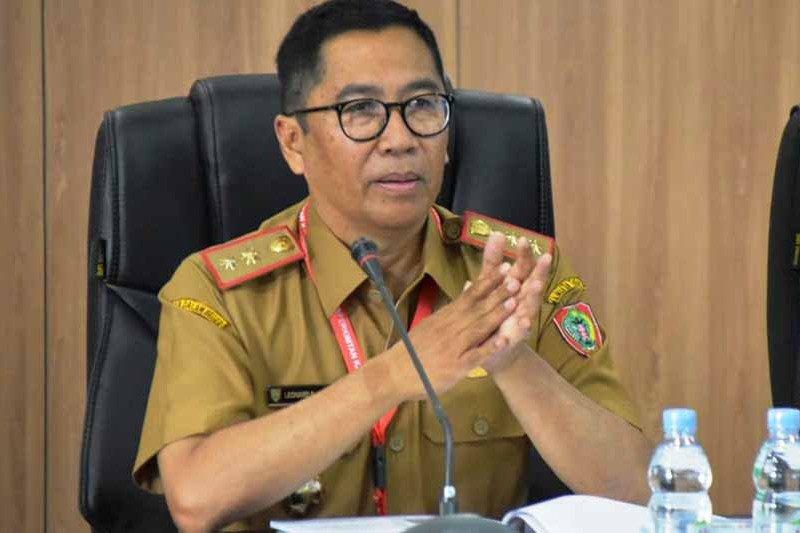 Sugianto pimpin Kalteng, puluhan kilometer jalan pemukiman sudah diperbaiki