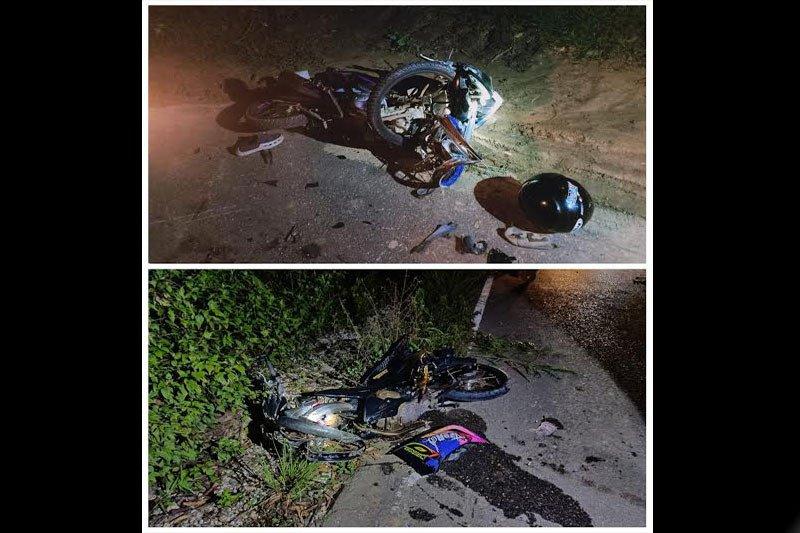 Tabrakan sesama motor, siswa SMKN 1 Muara Teweh tewas