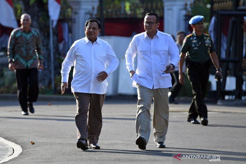 Edhy Prabowo, mantan prajurit yang menjadi calon menteri