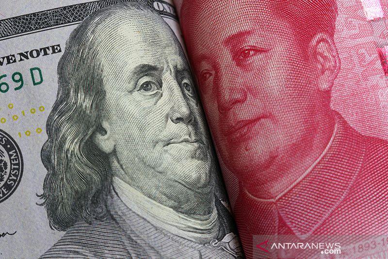 Yuan terus menguat terhadap dolar AS