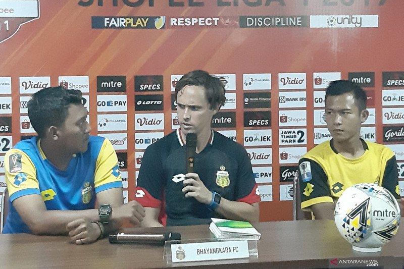 Bhayangkara FC mengantisipasi kebangkitan Persib Bandung