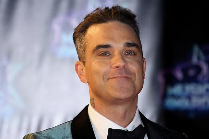Robbie Williams akan luncurkan album Natal perdana