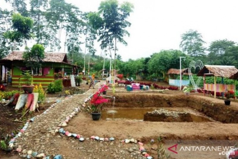 Desa Perkebunan ciptakan wahana wisata alam gunakan dana desa