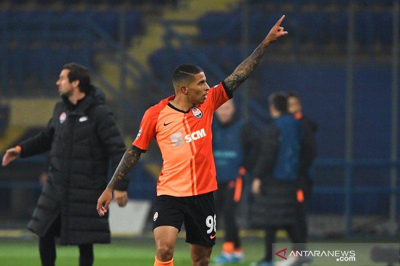 Liga Champions -- Gol Dodo hindarkan Shakhtar dari kekalahan dari Zagreb