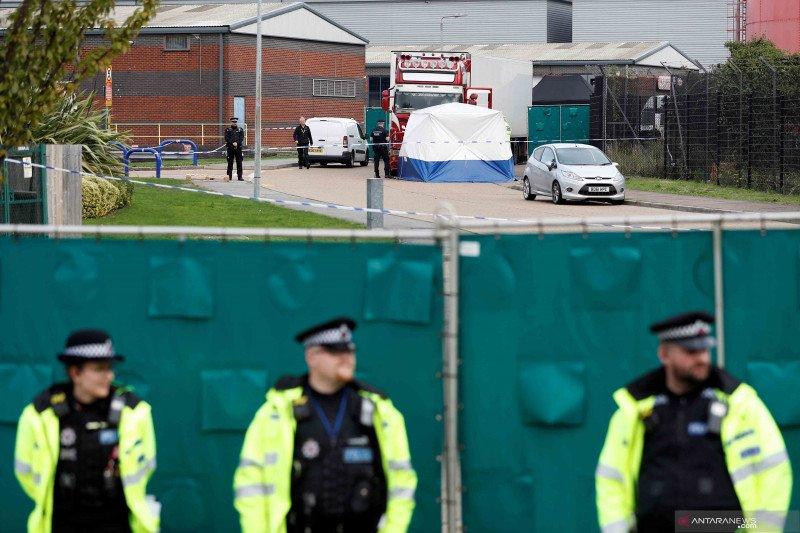 Polisi Inggris tewas ditembak seorang tahanan di London selatan