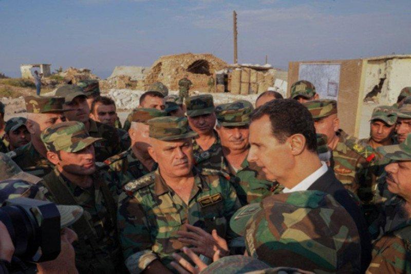 Suriah tuntut wilayah Kurdi dikembalikan