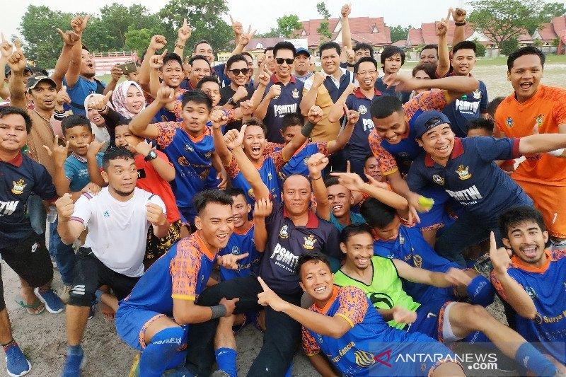 Barito Utara siap jadi tuan rumah Liga 3 Kalteng