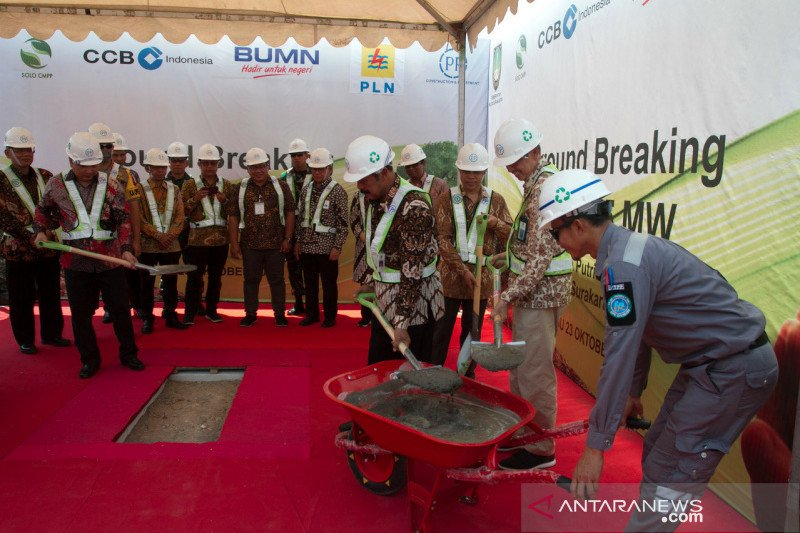 Pemkot Surakarta mulai bangun PLTSa Putri Cempo