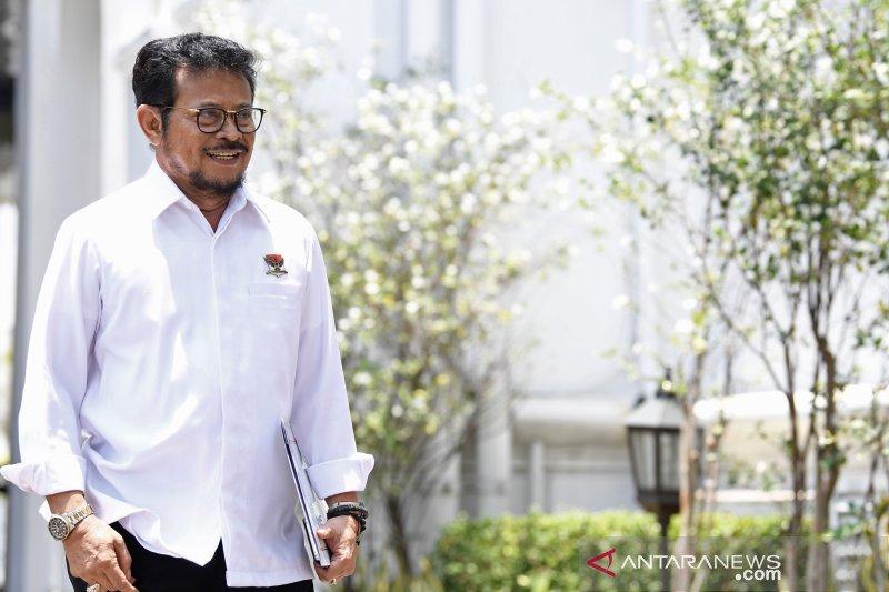 Syahrul Yasin Limpo ditunjuk jabat Menteri Pertanian