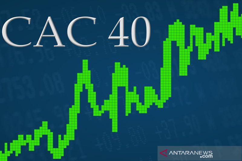 Saham Prancis naik, indeks CAC 40 bangkit 1,01 persen