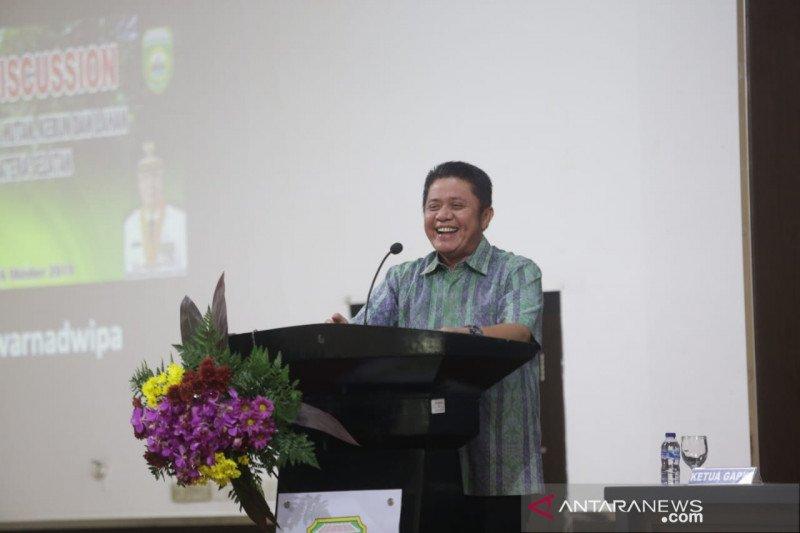 Gubernur ajak DPRD  turunkan kemiskinan  di Sumsel