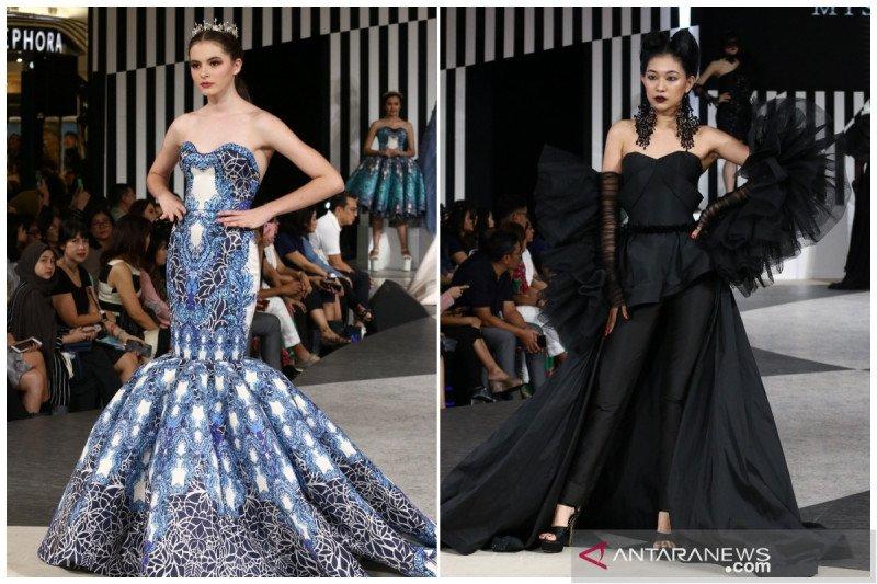 "Kemegahan interpretasi ""Maleficent"" di tangan tiga perancang Indonesia"