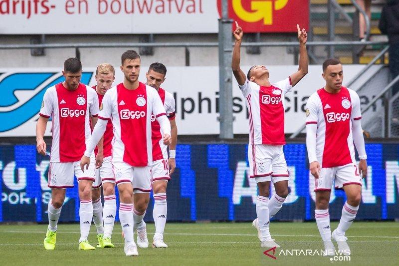 Ajax terima tak ada juara Eredivisie Belanda, Utrecht dan Cambuur kecewa