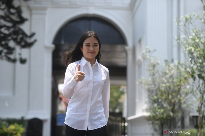 Angela Tanoesoedibjo calon wamen, dinilai kental dengan nuansa politis