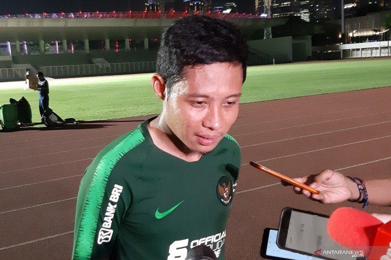 Evan Dimas: Indonesia butuh mental kuat taklukkan Thailand-Vietnam di SEA Games
