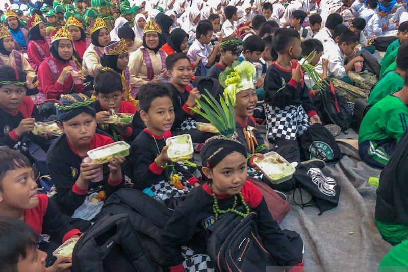 "Yogyakarta mencanangkan ""Gebyur"" tingkatkan konsumsi buah dan sayur"