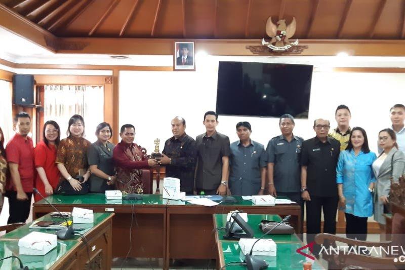Kunker ke Denpasar, DPRD Manado belajar Raperda Pariwisata