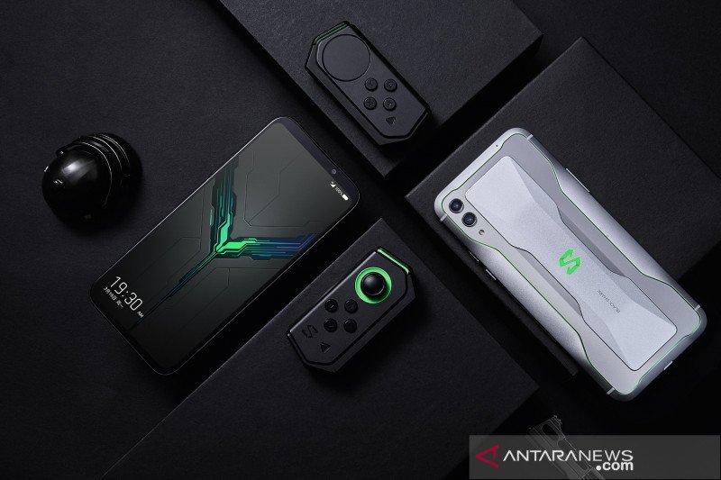 Ponsel gaming hadir dua model Black Shark 2 dan Black Shark 2 Pro di Indonesia