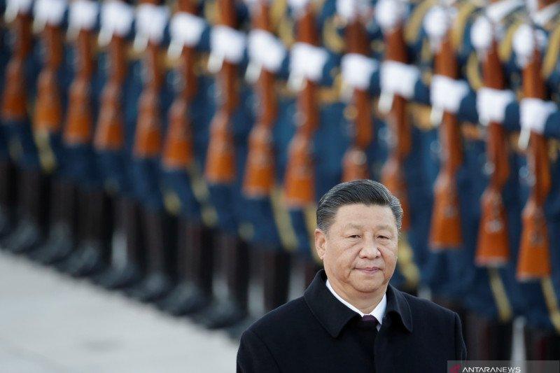 Xi Jinping yakinkan AS bahwa China akan kalahkan virus corona
