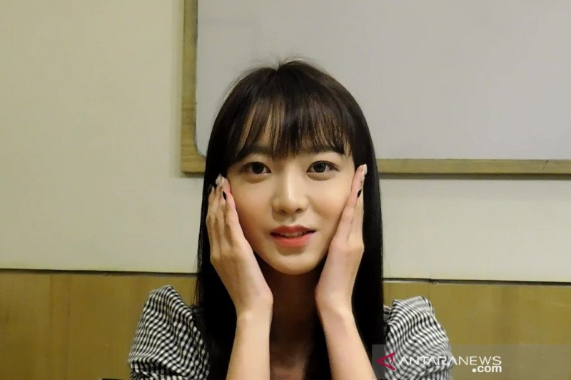 Kim So-hee ungkap rahasianya jaga kulit tetap sehat